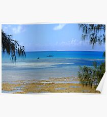 """""""African Dream"""" Indian Ocean Collection Poster"""