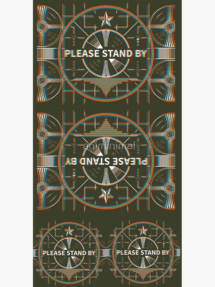Please stand by Kaliedoscope by animinimal