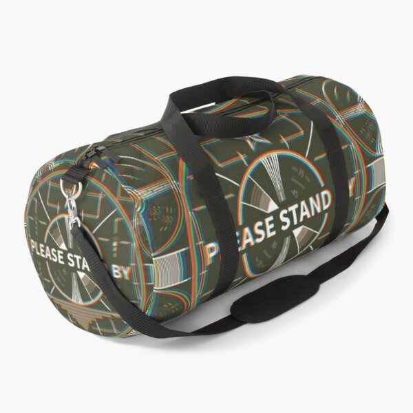 Please stand by Kaliedoscope Duffle Bag