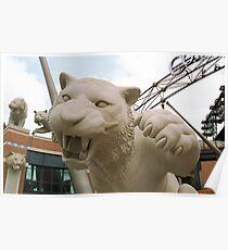 Comerica Park - Detroit Tigers Poster