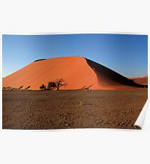 Dune 45 - Namibia - West Africa Poster