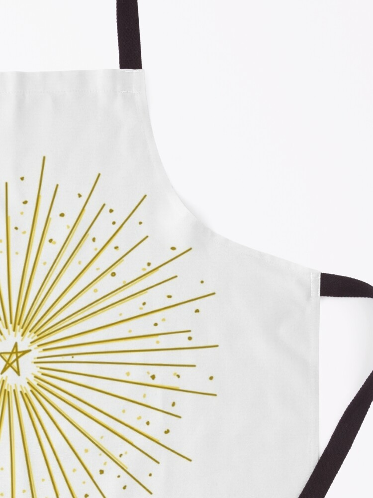 Alternate view of Brighter Than the Brightest Stars  Apron