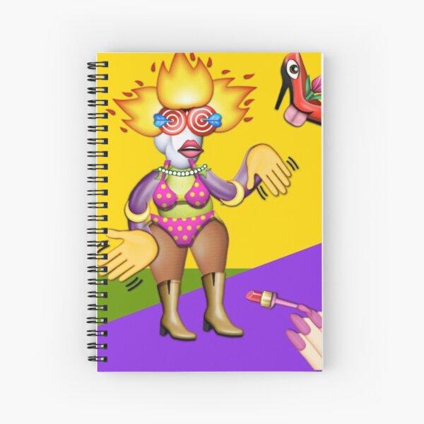 Emoji Collage #1 Spiral Notebook