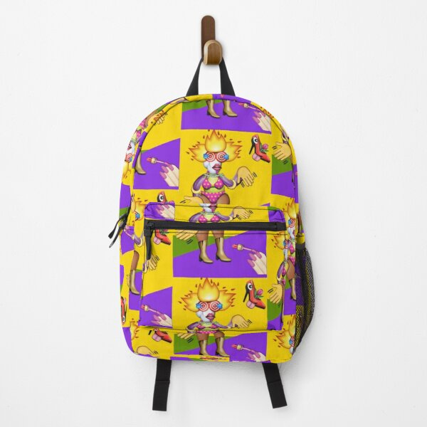 Emoji Collage #1 Backpack