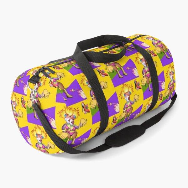 Emoji Collage #1 Duffle Bag