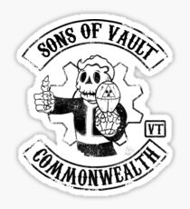 Sons of Vault Sticker