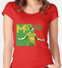 Michael Murphy - Donegal GAA Women's Fitted Scoop T-Shirt