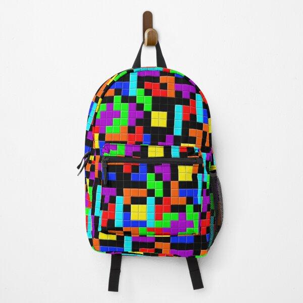 Tetris Falls Backpack