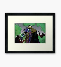 Battlemage Framed Print