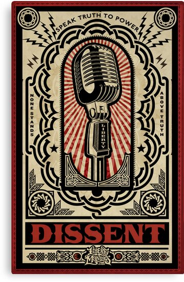 Dissent by LibertyManiacs