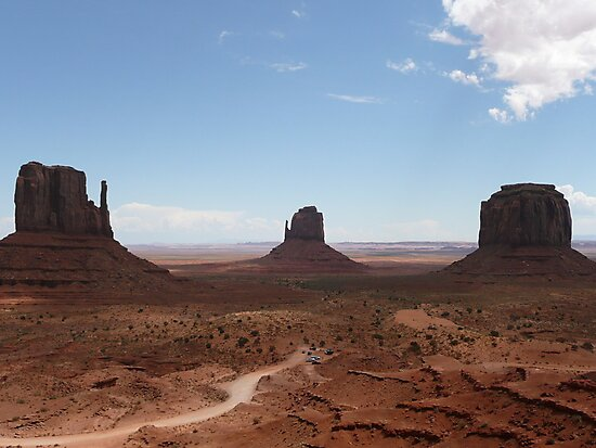 Mystic Monument Valley by Rachel Gagne