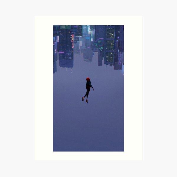 Miles Leap Art Print