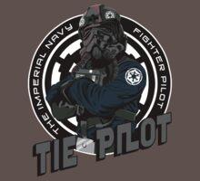 TIE Pilot Crest | Unisex T-Shirt