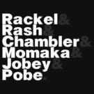 Rackel Rash Chambler Momaka Jobey Pobe by HauntedBox