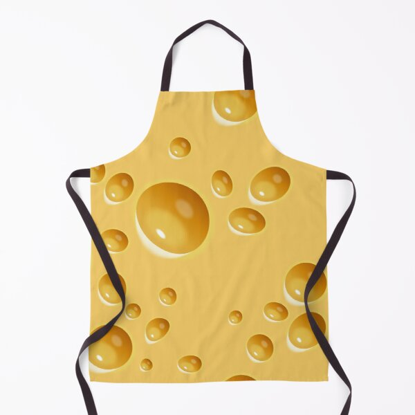 Swiss Cheese Apron