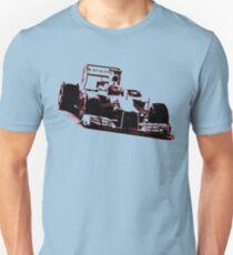 Formula One Racer Slim Fit T-Shirt