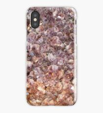 Amethyst Geode Up Close iPhone Case