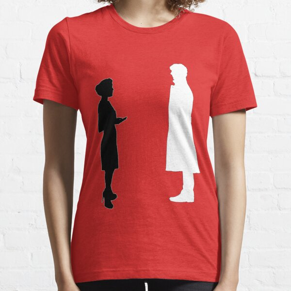 The Woman & The Detective Essential T-Shirt