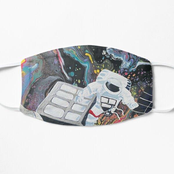 Rocketman Revisited Flat Mask