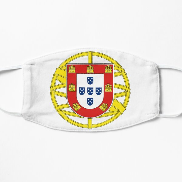 Symbol on the Portuguese Flag Small Mask