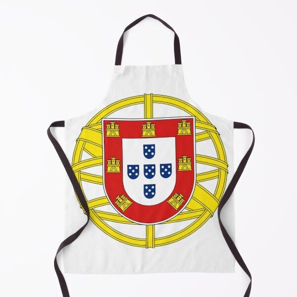 Symbol on the Portuguese Flag Apron