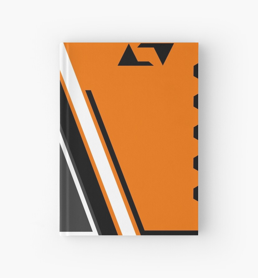 awesome colourful futuristic art hardcover journals by chaosrelay