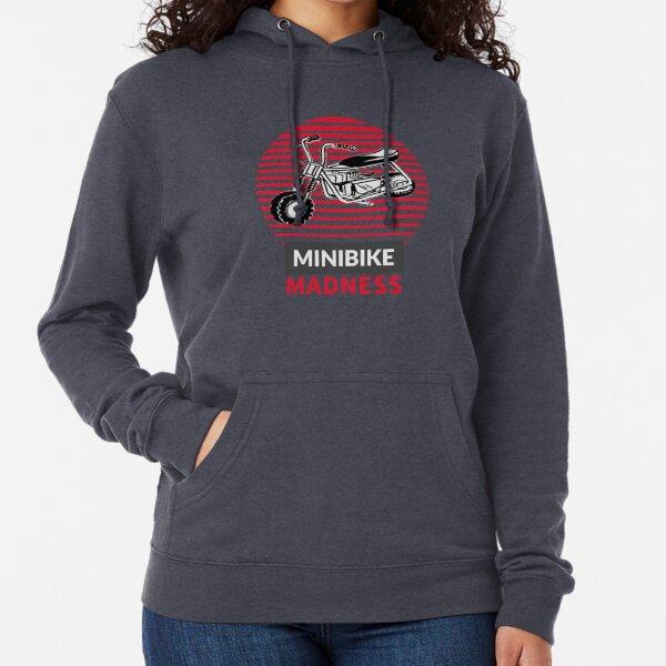 Minibike Madness Lightweight Hoodie
