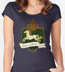 The Riders Women's Fitted Scoop T-Shirt