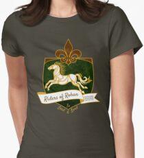 Camiseta entallada para mujer Los jinetes
