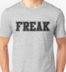 FREAK (for light color t-shirts) Unisex T-Shirt