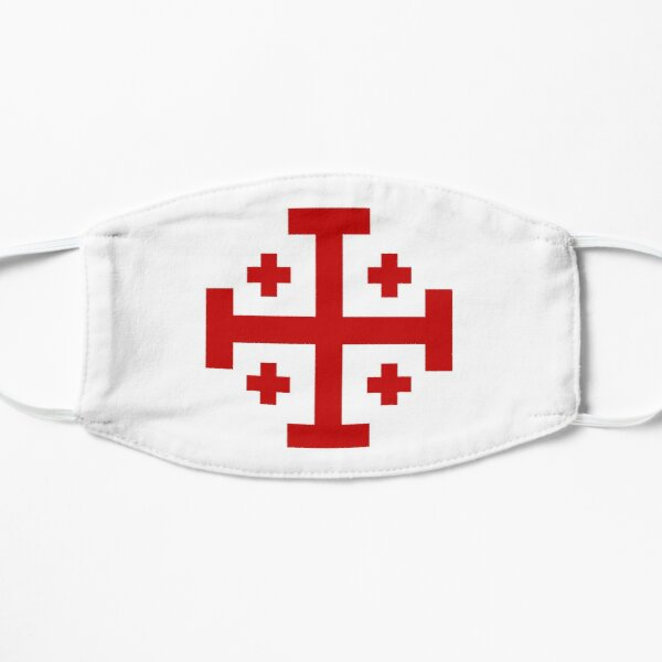 Cross of the Order of the Holy Sepulchre Mask