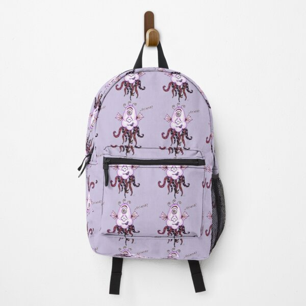 Friendly lil' monster Backpack