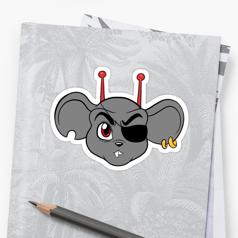 Biker Mice from Mars - Modo by RancidYogurt
