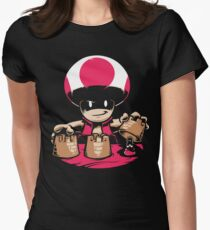 Yet Another Castle Women's Fitted T-Shirt