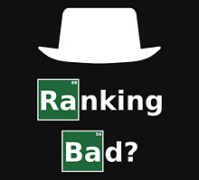 Ranking Bad? White Hat SEO - Breaking Bad Parody Unisex T-Shirt