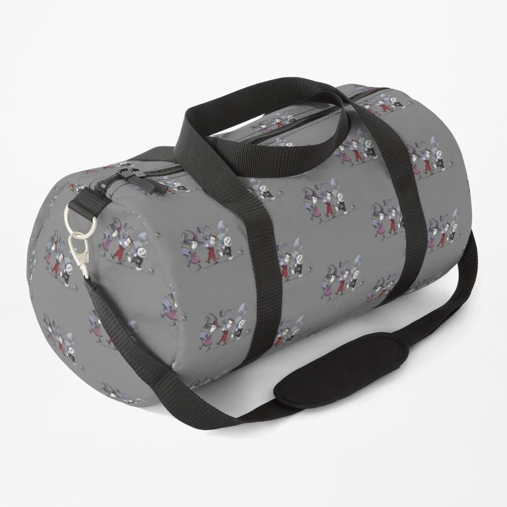 Lock, Shock and Barrel Duffle Bag