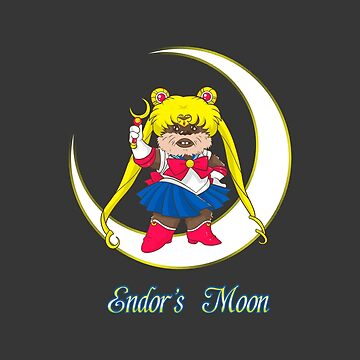 Endor's Moon by ItokoDesign