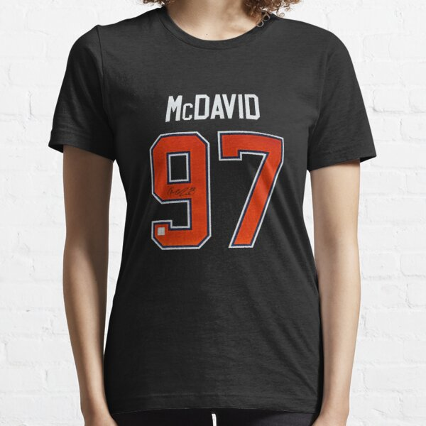 Best Seller - Connor Mcdavid 97 Merchandise Essential T-Shirt