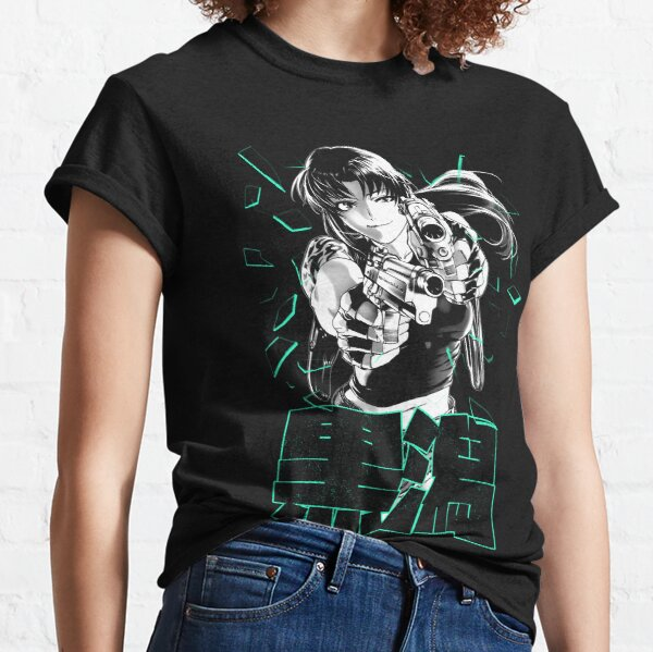 Shattered Revy (white) Classic T-Shirt