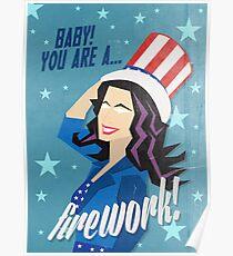 Firework! Poster