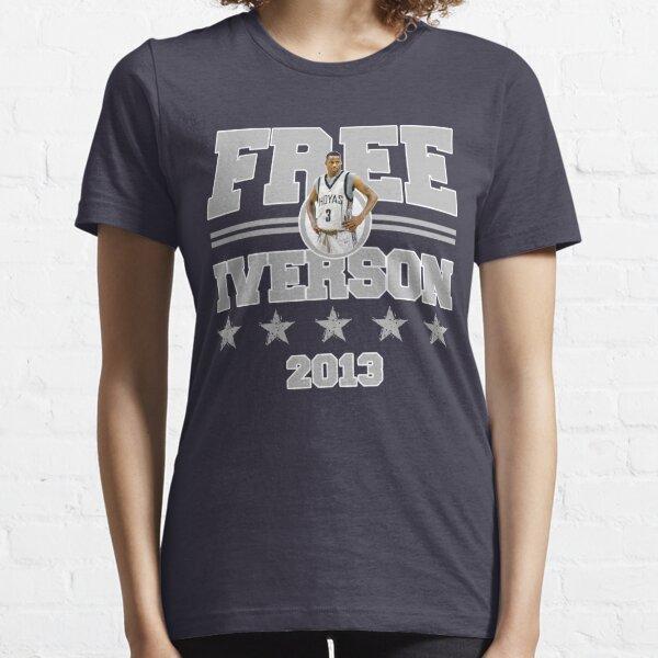 #Free Iverson (G'Town) Essential T-Shirt