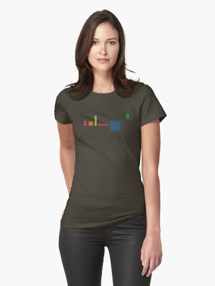 Thomas Was Alone Characters Tee by Mike Bithell