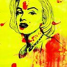 Marilyn Monroe by Keelin  Small