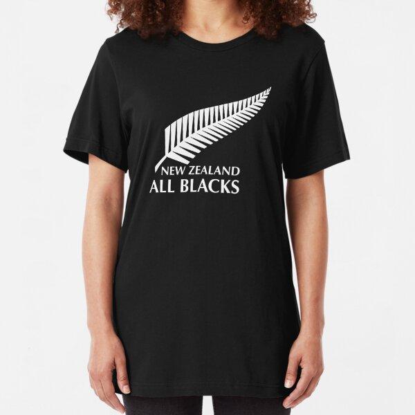 All Blacks Slim Fit T-Shirt