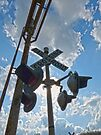 Railroad Crossing  by FrankieCat