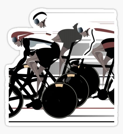 Velodrome Sticker