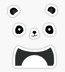 For Panda Lovers Sticker