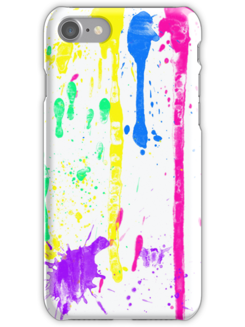 Color splatter  by Keelin  Small