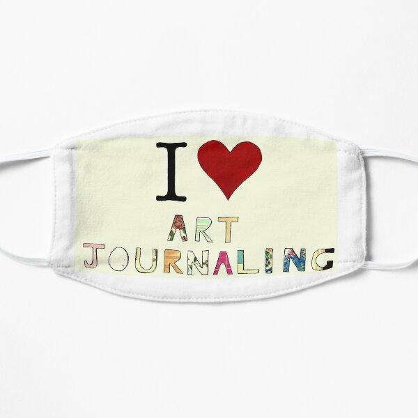 I Heart Art Journaling! Small Mask