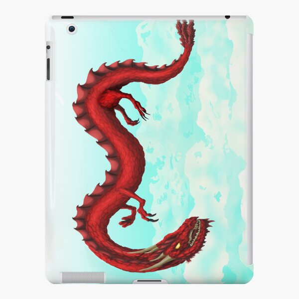 Wyrm iPad Snap Case